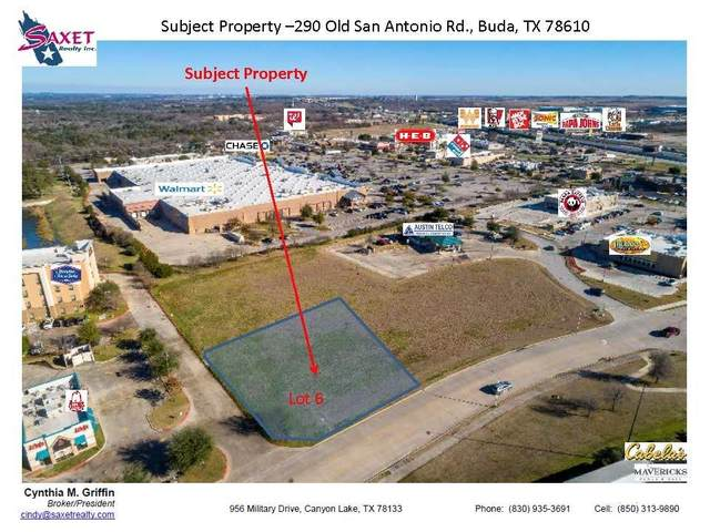 290 Old San Antonio Rd, Buda, TX 78610 (#7694864) :: Green City Realty