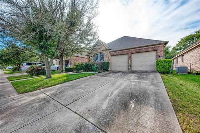 309 Wiltshire Dr, Hutto, TX 78634 (#7697837) :: Papasan Real Estate Team @ Keller Williams Realty