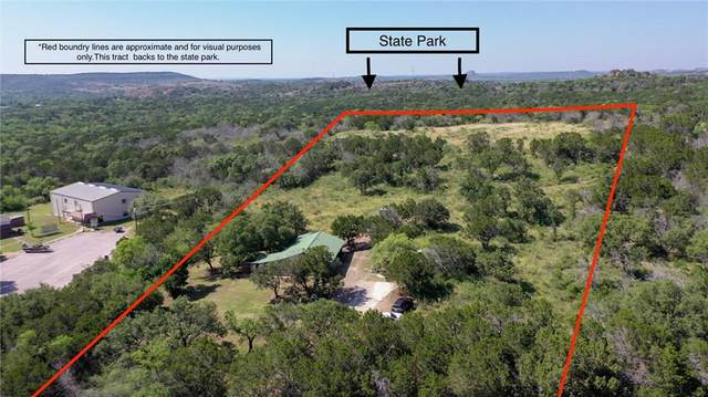 8216 County Road 116, Burnet, TX 78611 (#7698222) :: Zina & Co. Real Estate