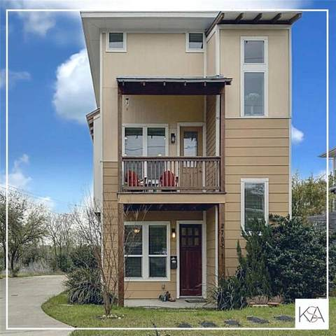 2709 E 13th St B, Austin, TX 78702 (#7699829) :: Realty Executives - Town & Country