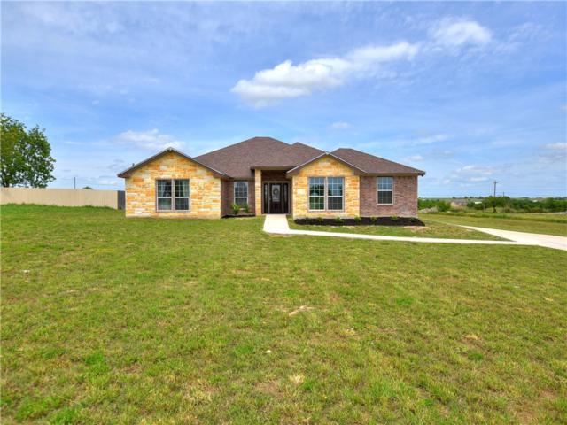 205 Stone Water Ln, Jarrell, TX 76537 (#7700691) :: RE/MAX Capital City