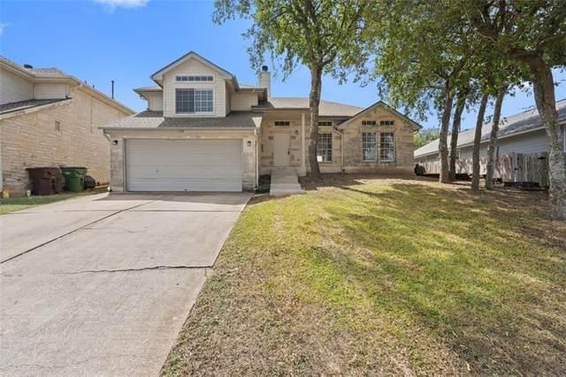 709 Broken Bow Dr, Round Rock, TX 78681 (#7700829) :: Papasan Real Estate Team @ Keller Williams Realty