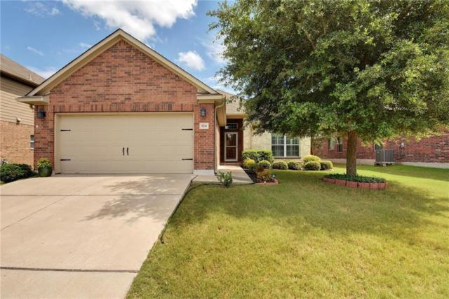 124 Blossom Valley Strm, Buda, TX 78610 (#7702036) :: The Heyl Group at Keller Williams
