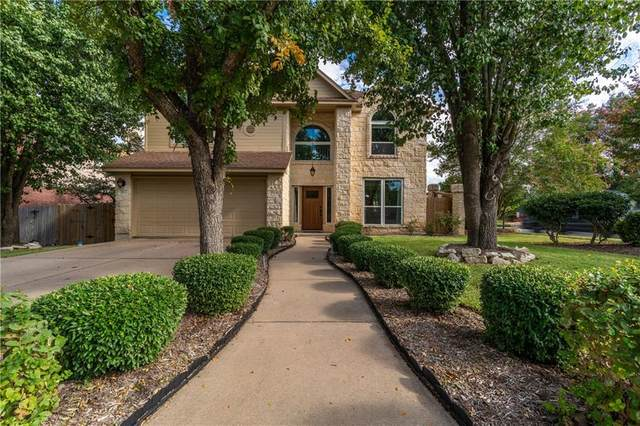 2119 Spring Hollow Path, Round Rock, TX 78681 (#7703371) :: Front Real Estate Co.