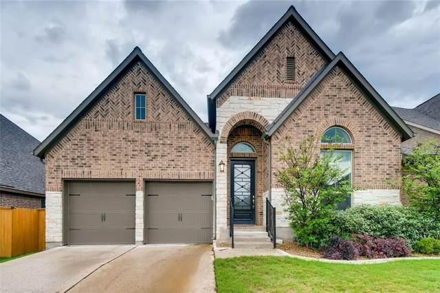 1224 Lakeside Ranch Rd, Georgetown, TX 78633 (#7704020) :: Watters International