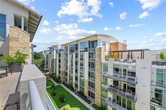 1600 Barton Springs Rd #5107, Austin, TX 78704 (#7707363) :: Papasan Real Estate Team @ Keller Williams Realty