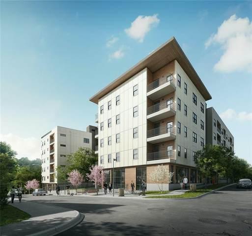 2500 Longview St #318, Austin, TX 78705 (#7709209) :: Lauren McCoy with David Brodsky Properties