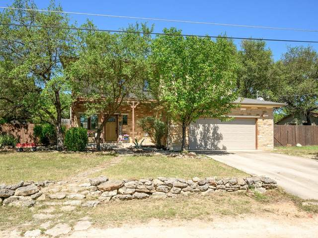 17512 Lake Shore Dr, Dripping Springs, TX 78620 (#7709784) :: The Heyl Group at Keller Williams