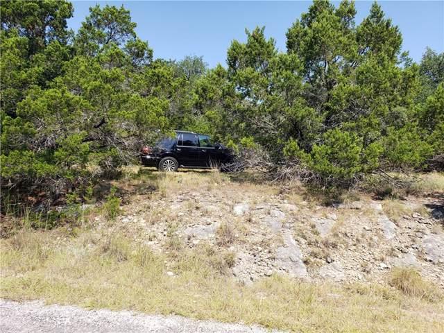 2308 Whitney Cv, Lago Vista, TX 78645 (#7710343) :: Papasan Real Estate Team @ Keller Williams Realty