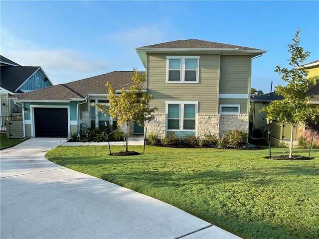 1722 Rowdy Loop #7, Leander, TX 78641 (#7712554) :: Papasan Real Estate Team @ Keller Williams Realty