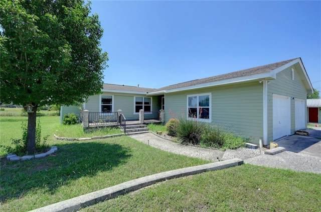 104 Powderhorn Rd, Georgetown, TX 78633 (#7713986) :: RE/MAX Capital City