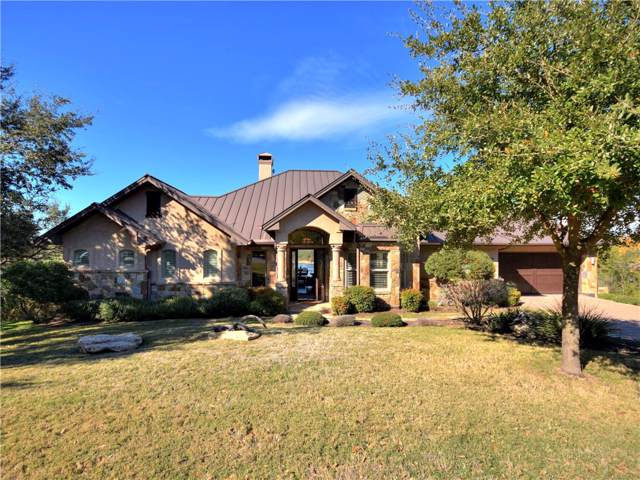 601 Wesley Ridge Dr, Spicewood, TX 78669 (#7715664) :: The Perry Henderson Group at Berkshire Hathaway Texas Realty