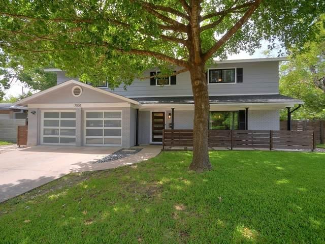 7001 Shoal Creek Blvd, Austin, TX 78757 (#7716273) :: The Heyl Group at Keller Williams