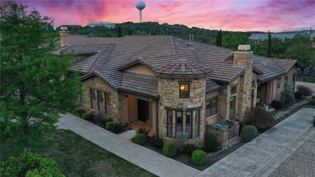 101 Rivalto Cir #4, Lakeway, TX 78734 (#7716462) :: The Heyl Group at Keller Williams