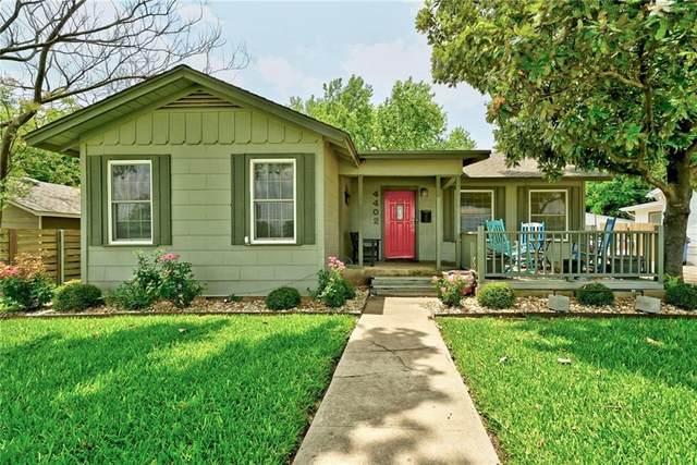 4402 Bull Creek Rd, Austin, TX 78731 (#7716604) :: The Myles Group | Austin
