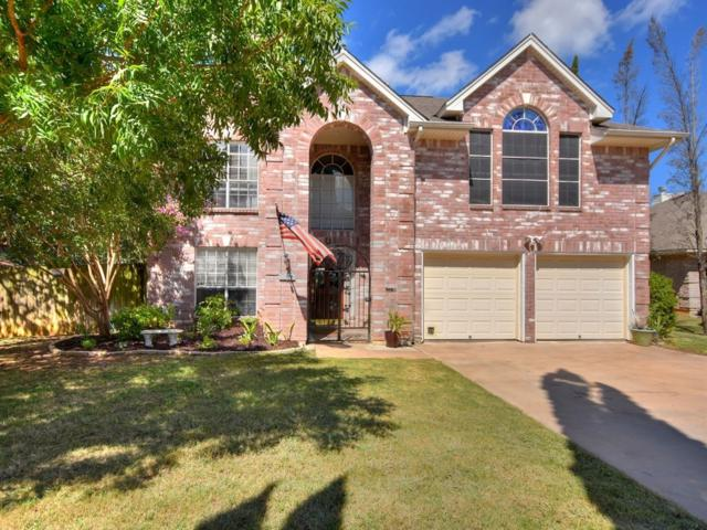 16304 Lone Wolf Dr, Leander, TX 78641 (#7717319) :: The ZinaSells Group