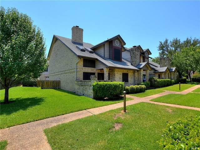 10819 Crown Colony Dr #9, Austin, TX 78747 (#7717851) :: The Heyl Group at Keller Williams
