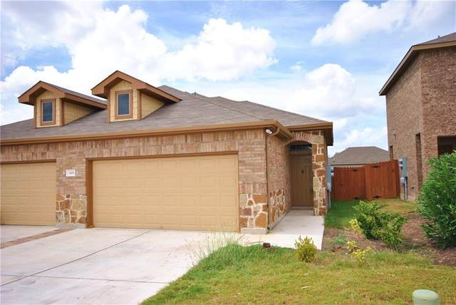 1416 Muirfield Bend Dr, Hutto, TX 78634 (#7718645) :: RE/MAX Capital City