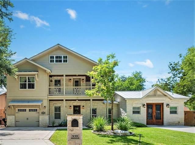 939 Hayselton Ave, New Braunfels, TX 78130 (#7722390) :: Papasan Real Estate Team @ Keller Williams Realty