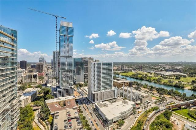 300 Bowie St #3501, Austin, TX 78703 (#7728496) :: The Gregory Group