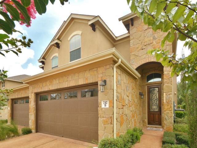 7317 Colina Vista Loop B, Austin, TX 78750 (#7728996) :: Papasan Real Estate Team @ Keller Williams Realty