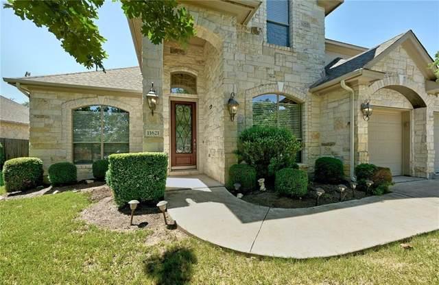 11621 Via Grande Dr, Austin, TX 78739 (#7731506) :: Papasan Real Estate Team @ Keller Williams Realty