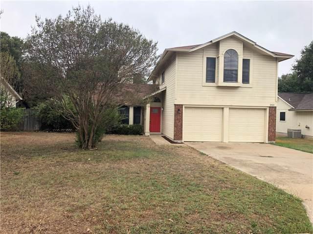 1321 Plum Creek Rd, Cedar Park, TX 78613 (#7733401) :: Kourtnie Bertram | RE/MAX River Cities