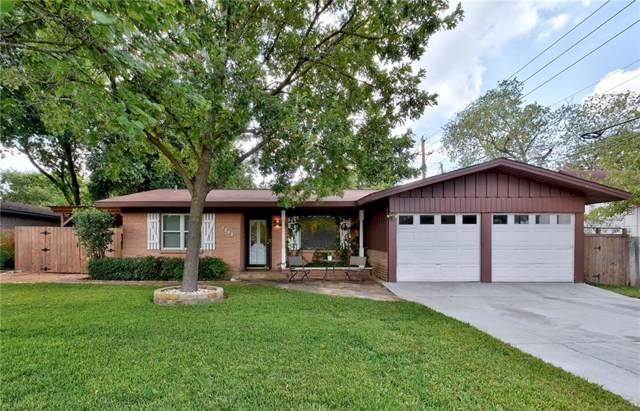 1303 Sahara Ave, Austin, TX 78745 (#7733671) :: Ben Kinney Real Estate Team