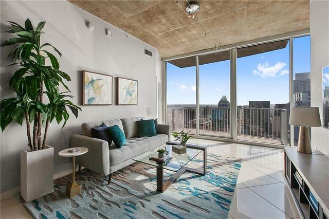 360 Nueces St #4005, Austin, TX 78701 (#7734036) :: Realty Executives - Town & Country