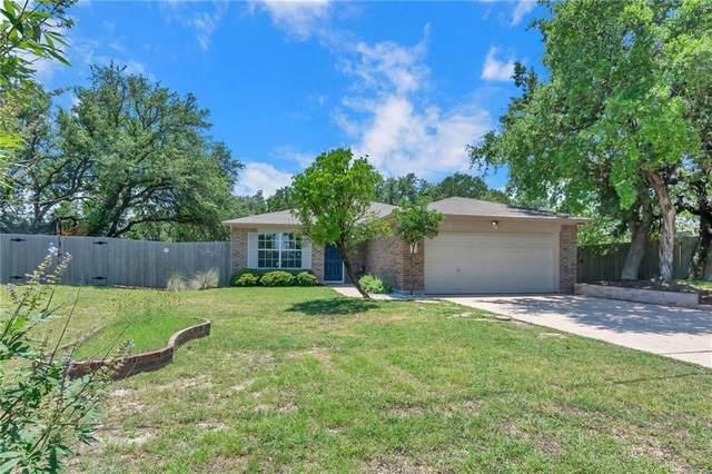 20605 National Dr, Lago Vista, TX 78645 (#7734793) :: Papasan Real Estate Team @ Keller Williams Realty