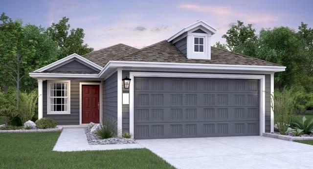 848 Circle Way, Jarrell, TX 76537 (#7735474) :: Service First Real Estate
