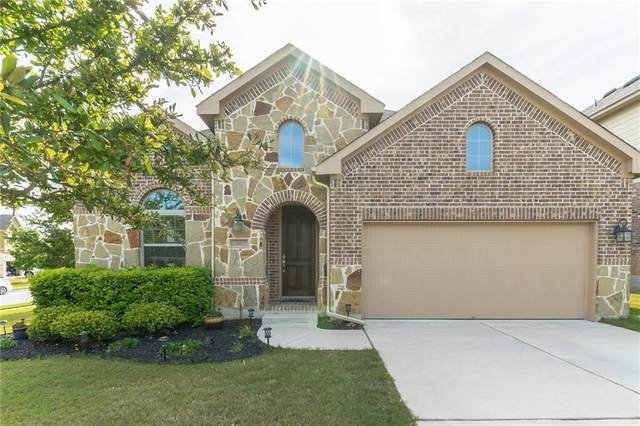 2804 San Milan Pass, Round Rock, TX 78665 (#7736029) :: Papasan Real Estate Team @ Keller Williams Realty