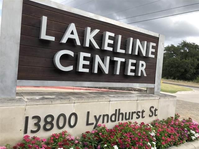 13800 NE Lyndhurst Dr #72, Austin, TX 78717 (#7736060) :: Realty Executives - Town & Country