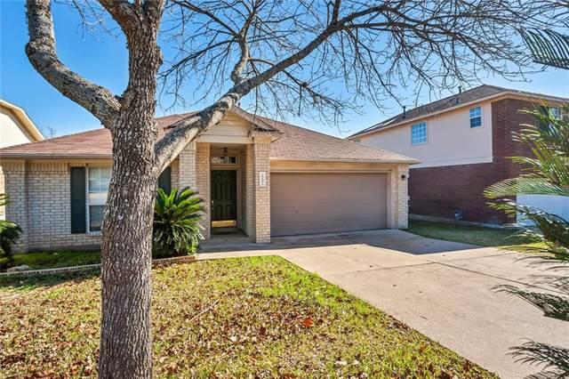 1707 Apache Trl, Round Rock, TX 78665 (#7737306) :: RE/MAX Capital City