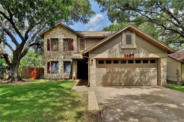 1407 Piney Creek Ln, Cedar Park, TX 78613 (#7740699) :: The Gregory Group