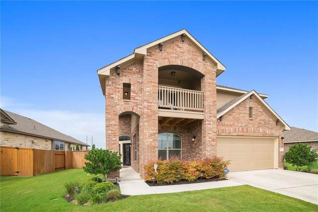 5612 Scenic Lake Dr, Georgetown, TX 78626 (#7743958) :: Realty Executives - Town & Country