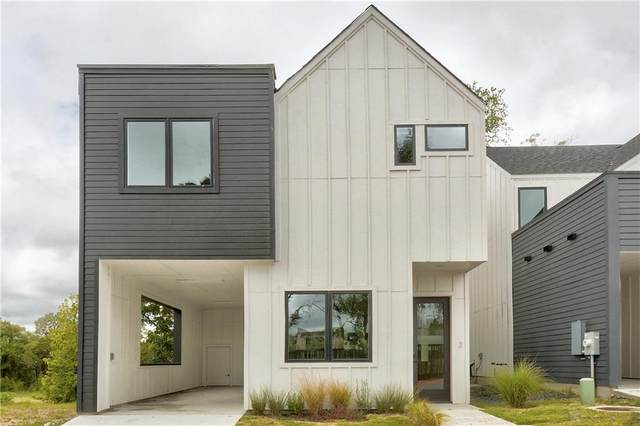 3807 E 51st St #3, Austin, TX 78723 (#7746903) :: Papasan Real Estate Team @ Keller Williams Realty