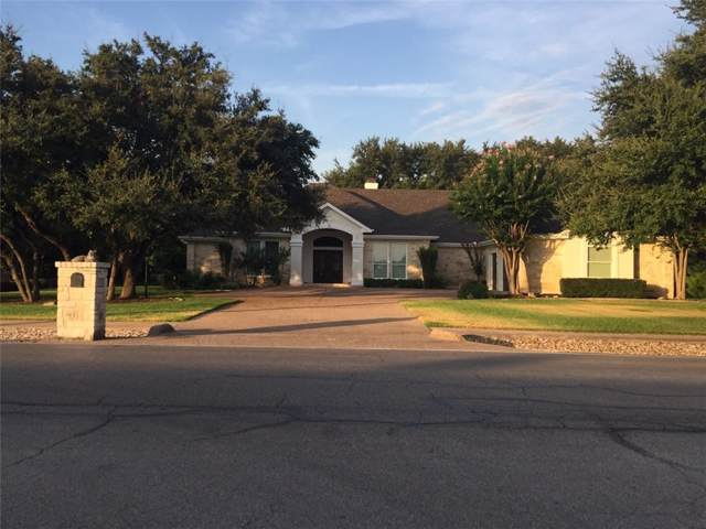 1211 Lakeway Drive, Austin, TX 78734 (#7748313) :: Papasan Real Estate Team @ Keller Williams Realty