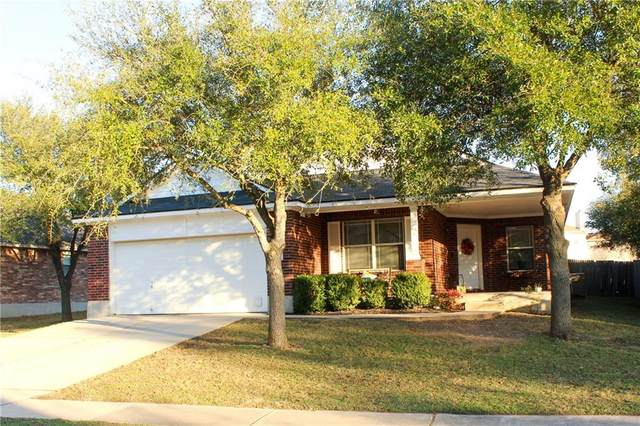 1415 Emblem Dr, Pflugerville, TX 78660 (#7752029) :: Realty Executives - Town & Country