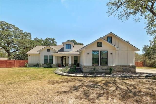 111 Wamel Way, Cedar Creek, TX 78612 (#7752383) :: Papasan Real Estate Team @ Keller Williams Realty