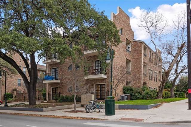 2801 Rio Grande St #101, Austin, TX 78705 (#7754236) :: The Perry Henderson Group at Berkshire Hathaway Texas Realty