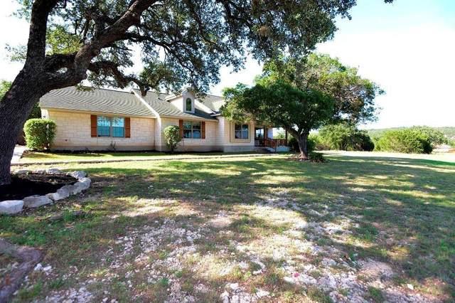 104 Oak Crest Dr, Bertram, TX 78605 (#7754474) :: 12 Points Group
