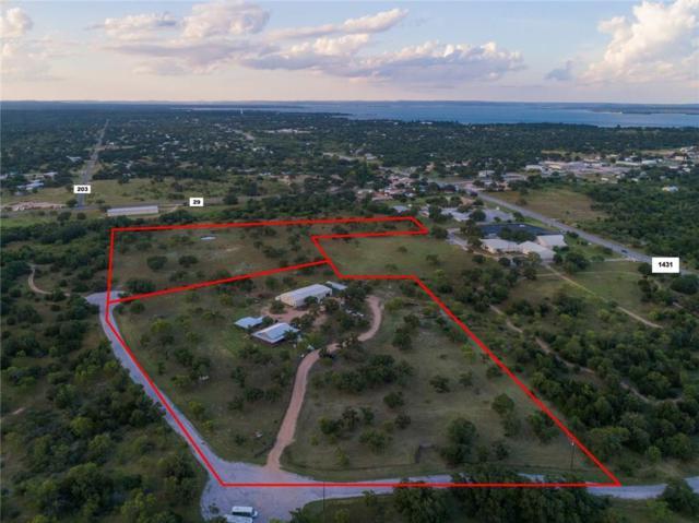 116 Craig Rd, Buchanan Dam, TX 78609 (#7755181) :: Zina & Co. Real Estate