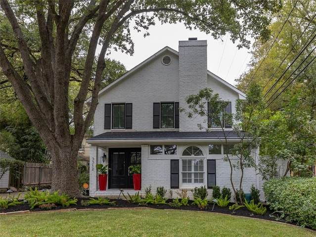3312 Gilbert St, Austin, TX 78703 (#7758053) :: Green City Realty
