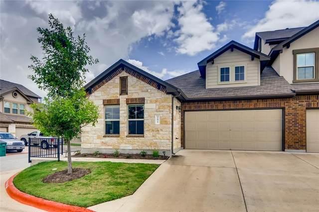 2304 S Lakeline Blvd #291, Cedar Park, TX 78613 (#7758451) :: Papasan Real Estate Team @ Keller Williams Realty