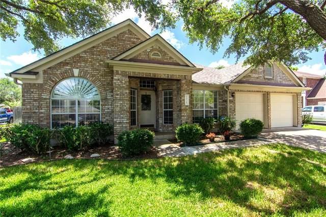 2026 Bent Tree Loop, Round Rock, TX 78681 (#7762388) :: Papasan Real Estate Team @ Keller Williams Realty
