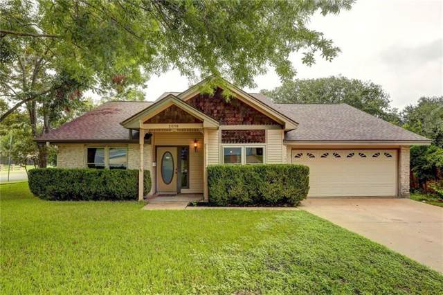 2016 Crystal Shore Dr, Austin, TX 78728 (#7764534) :: The Perry Henderson Group at Berkshire Hathaway Texas Realty