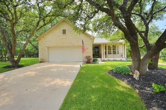 106 Elderberry Cv, Georgetown, TX 78633 (#7764648) :: The Heyl Group at Keller Williams