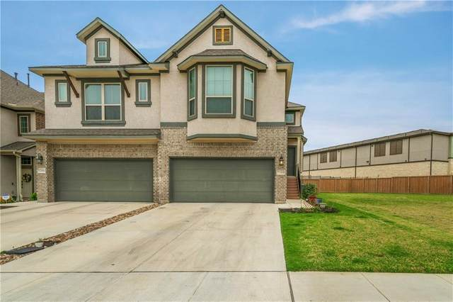 2306 Dillon Pond Ln B, Pflugerville, TX 78660 (#7764705) :: RE/MAX IDEAL REALTY