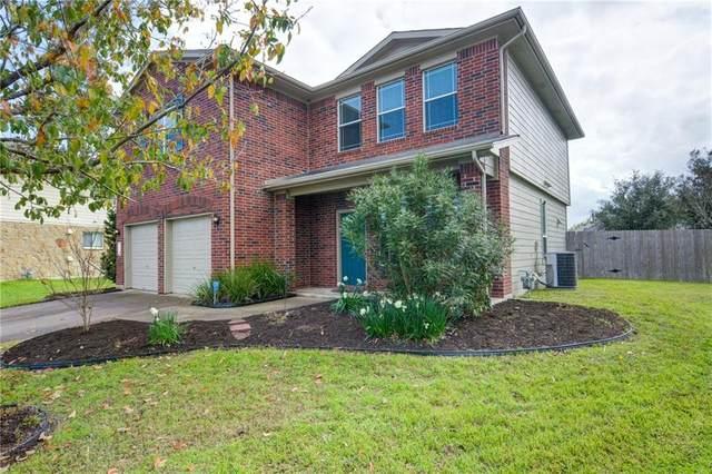 17705 Wild Lily Cv, Elgin, TX 78621 (#7766023) :: RE/MAX Capital City